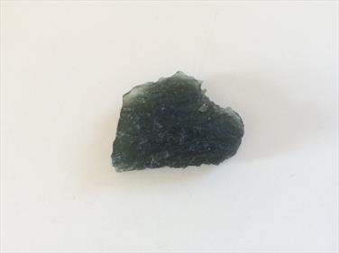 Moldavite specimen small specimen 5.3 grams Czech Republic Sourced by Stone Treasures fossils4sale