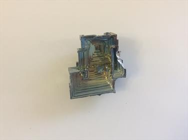 Bismuth Specimen 83 Bi Natural element sourced by Stone Treasures fossils4sale.co.uk