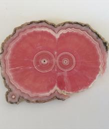 Rhodochrosite Polished Double Formation Argentina sourced by fossils4sale Stone Treasures