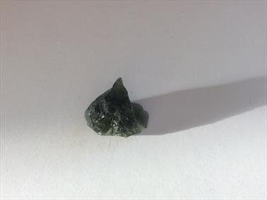 Moldavite specimen small specimen 2.1 gram Czech Republic Sourced by Stone Treasures fossils4sale